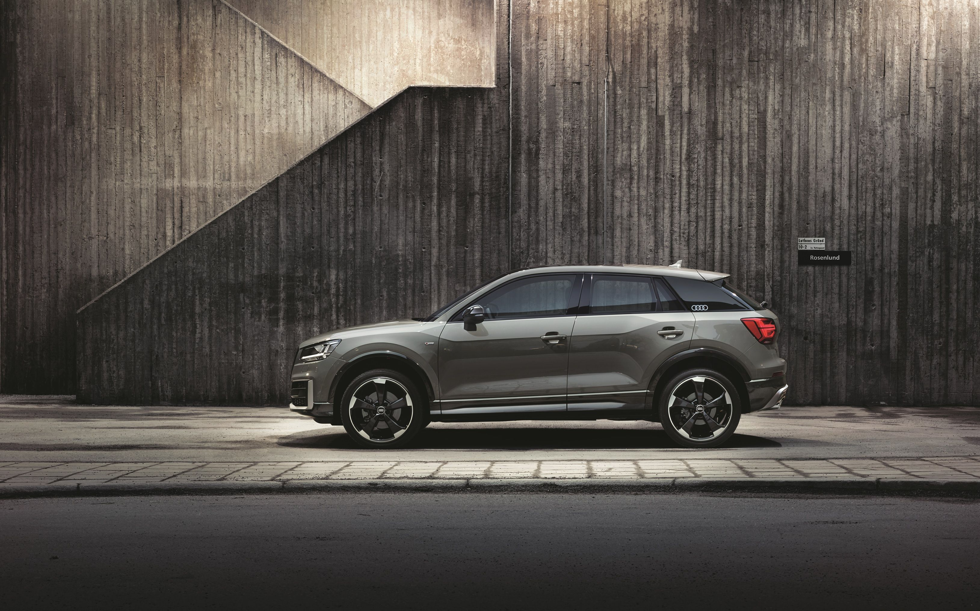 Right on Q Audi's compact SUV delivers volume to its Q