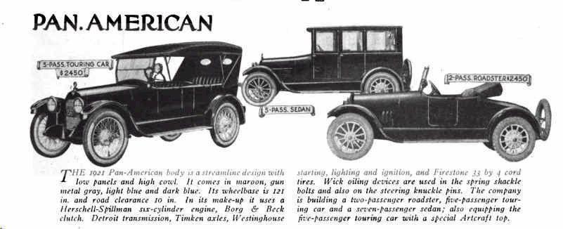 Pan American Cars Classic Vehicles Pinterest Cars