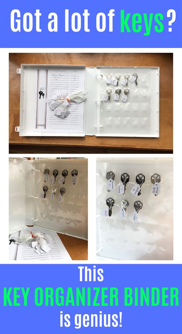 Key Organizer Kit Key Organizer Key Storage Key Storage Box