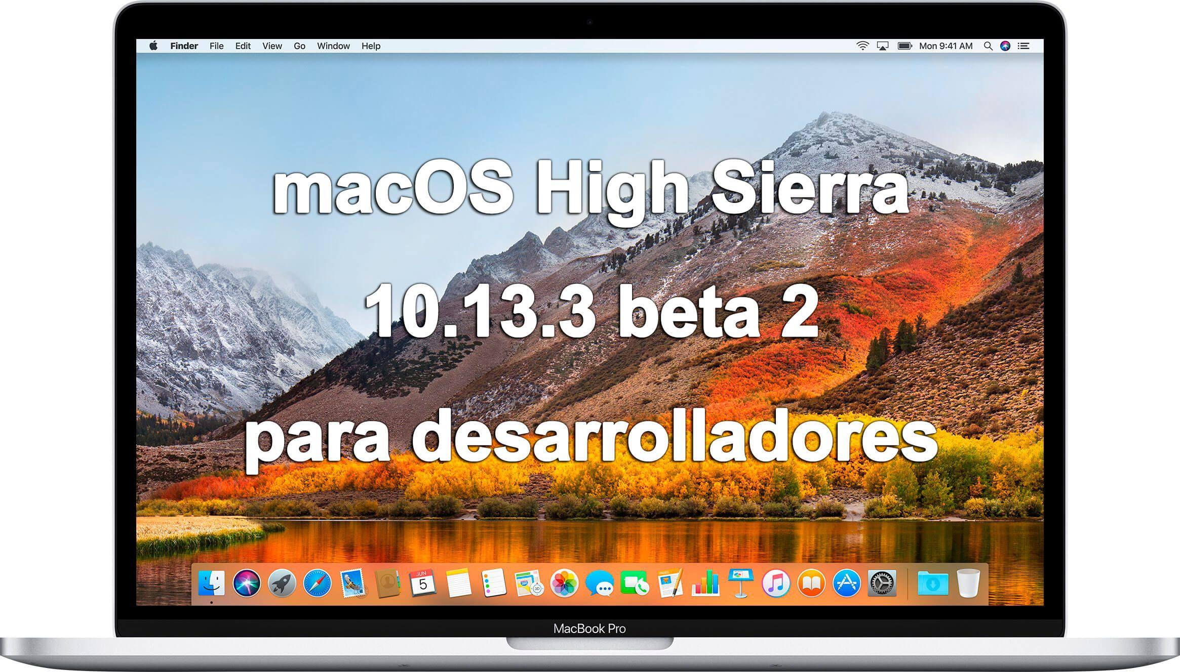Apple lanza segunda beta de una próxima actualización de