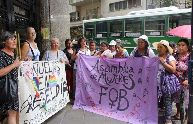 Ecofeminismo, decrecimiento y alternativas al desarrollo: Argentina. Exigen en Buenos Aires justicia por el ...