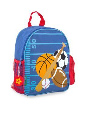 Stephen Joseph Mini Sidekick Backpack, Sports