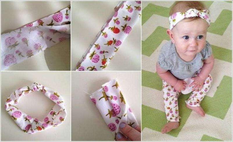 Knieschoner Baby Selber Machen