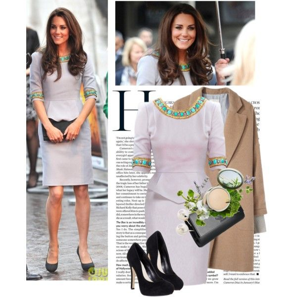 Dress Like Kate Middleton Polyvore