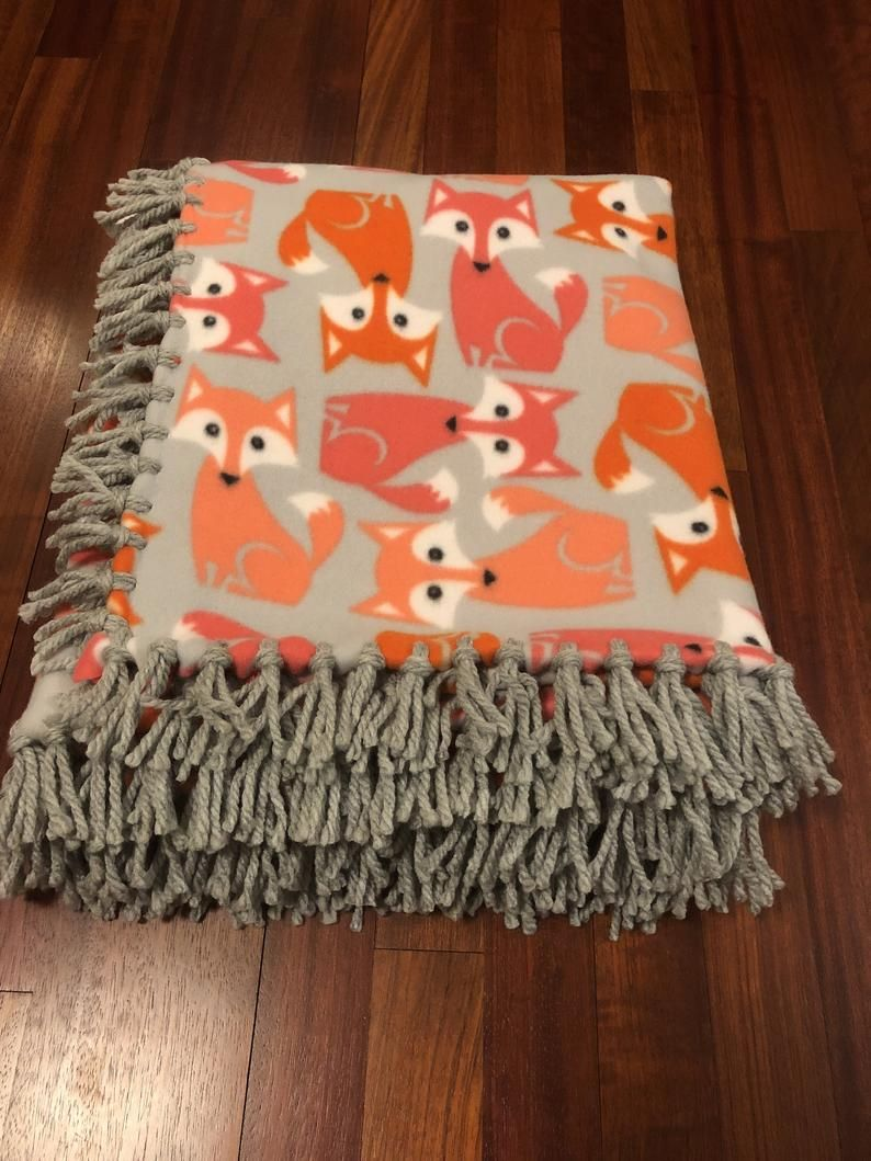 Pin on Tie Blankets
