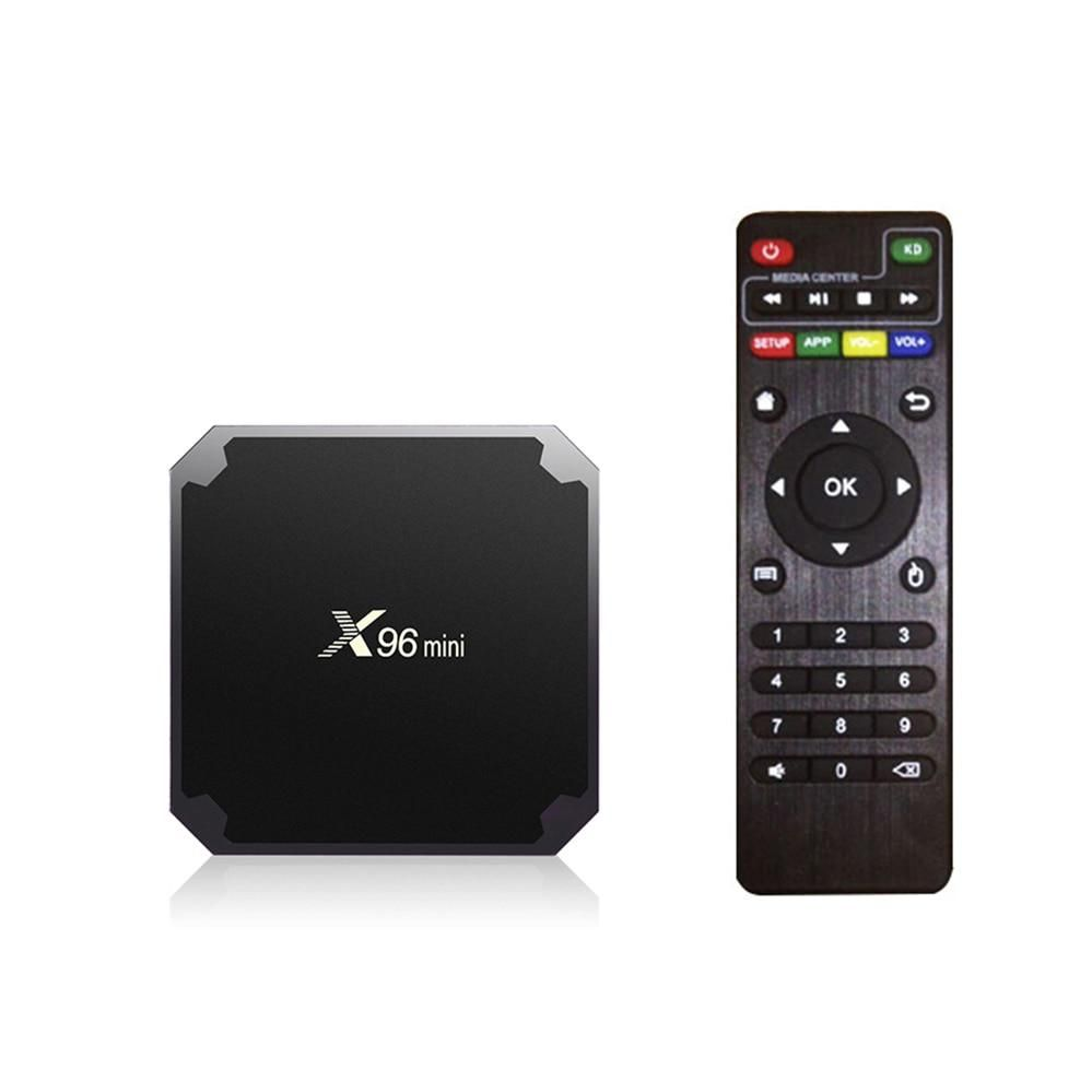 Original X96mini Android 7.1 X96 mini Smart TV BOX 4K*2K