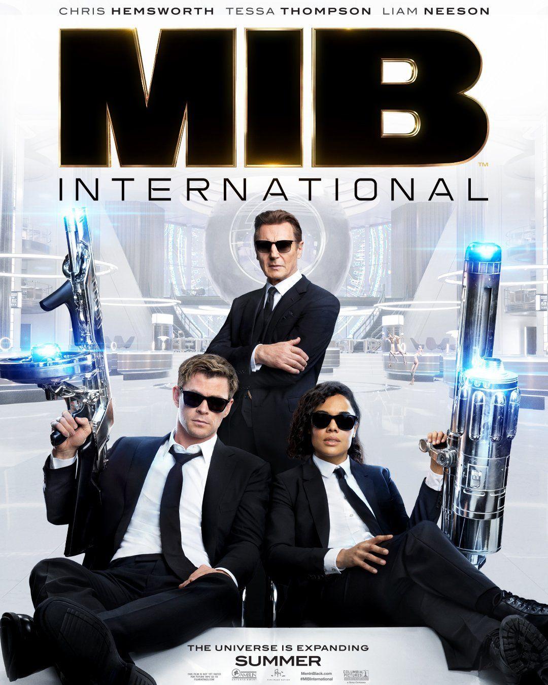 Pin Em Mib International