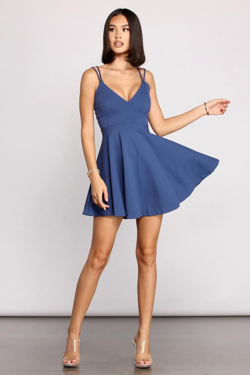Skirt Skirt Skater Dress Skater Skirt Dress Dresses Light Blue Skater Dress [ 1200 x 800 Pixel ]