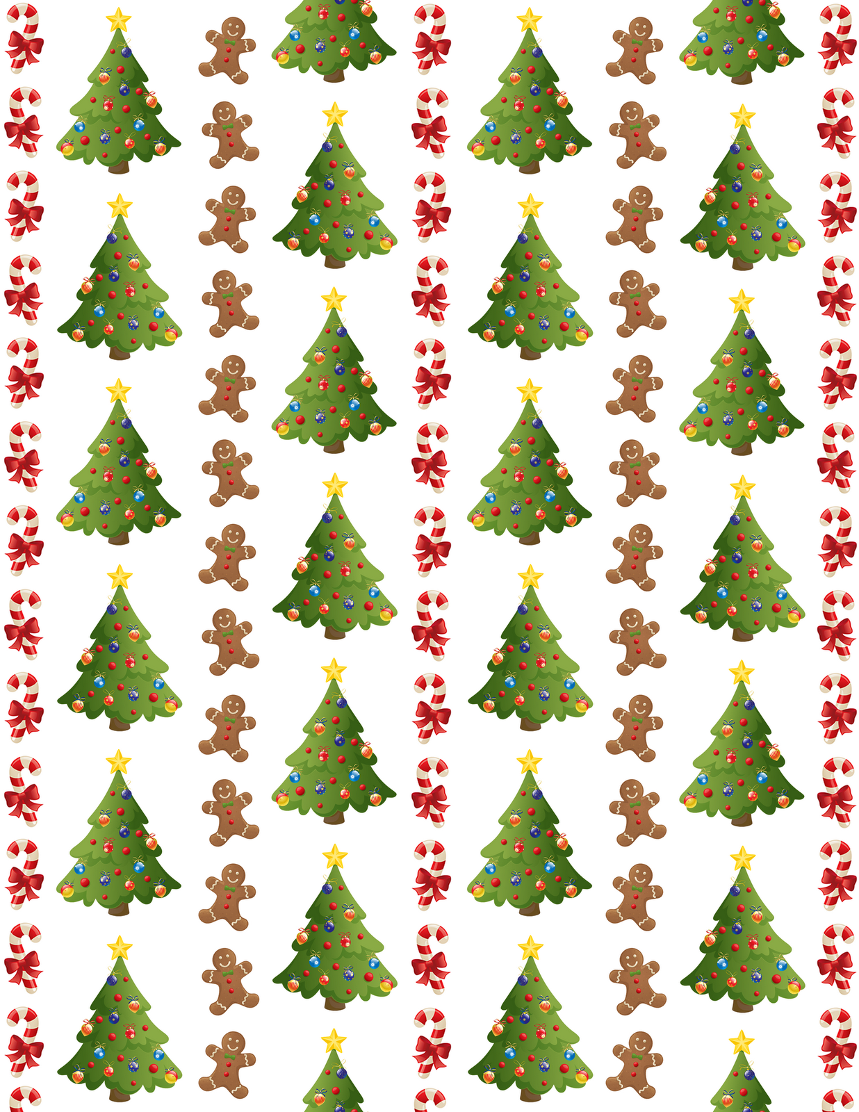 Free Christmas Craft Paper Downloads