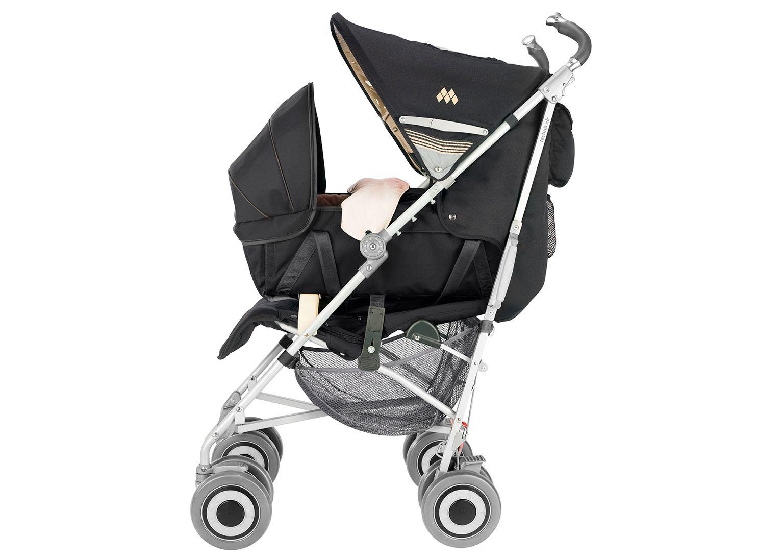 Maclaren Techno XLR, Svart/Champagne Bonti Stroller