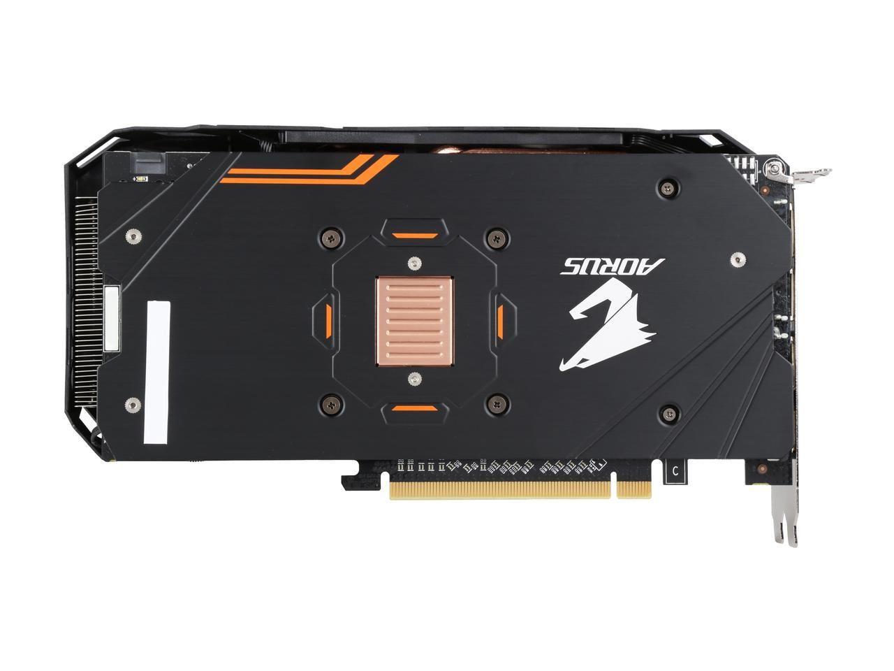 Buy GIGABYTE AORUS Radeon RX 580 DirectX 12 GV-RX580AORUS