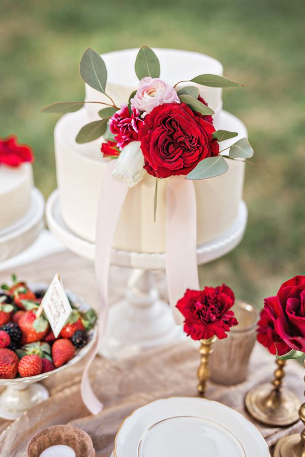 valentine's day romance inspiration | wedding cake, cake and tier, Ideas