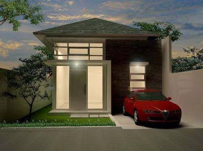40 desain rumah minimalis type 36 terbaru | desain rumah