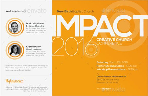 Church Flyers u2013 26+ Free PSD, AI, Vector EPS Format Download - workshop flyer template