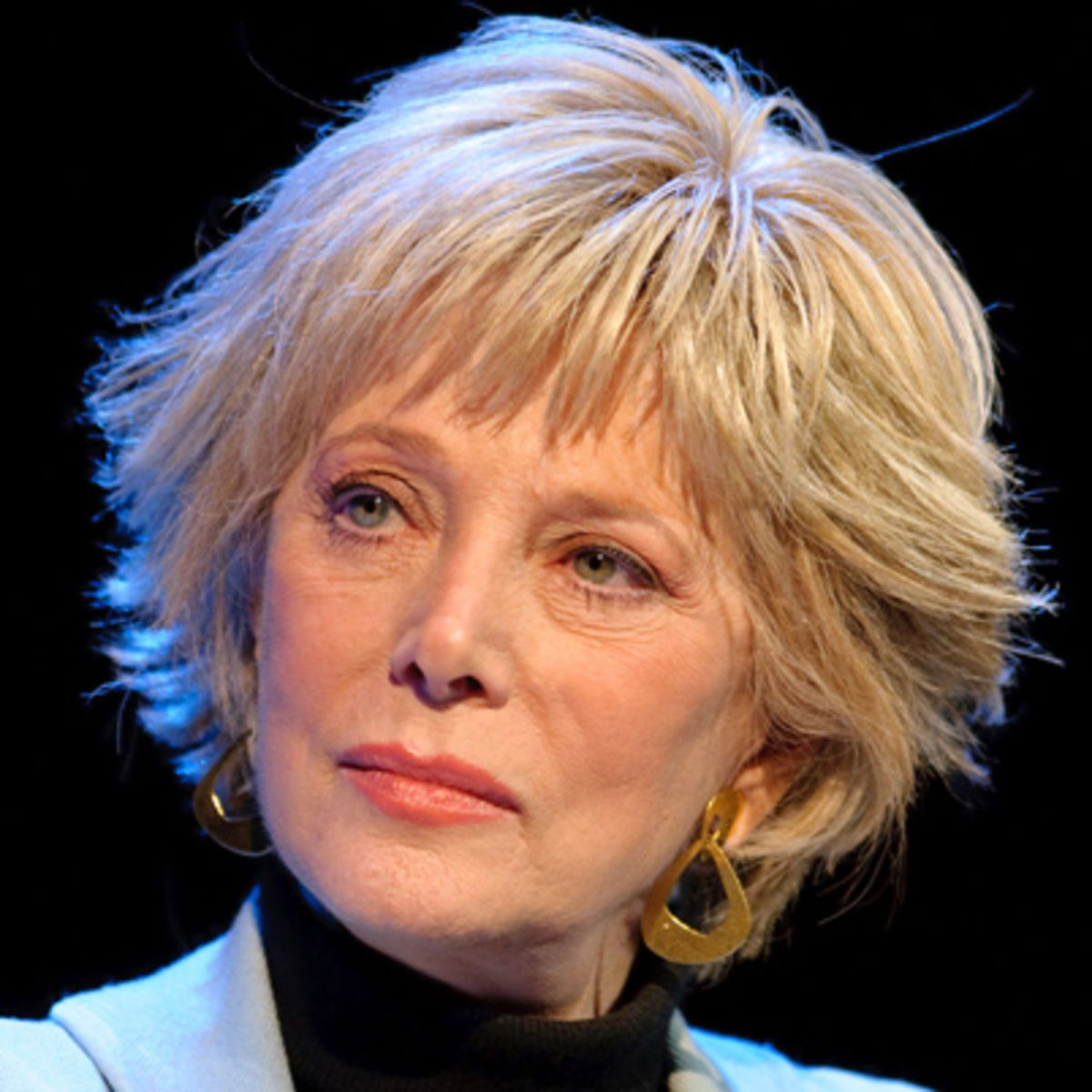 Lesley Stahl Started Her Television Career Covering The Watergate