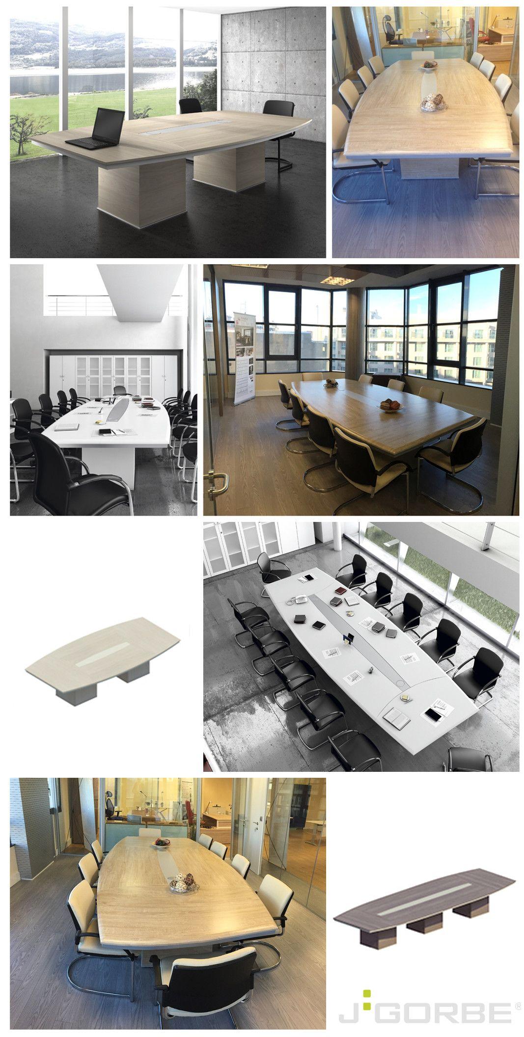 Nueva estructura de mesas de reunión #JGorbe
