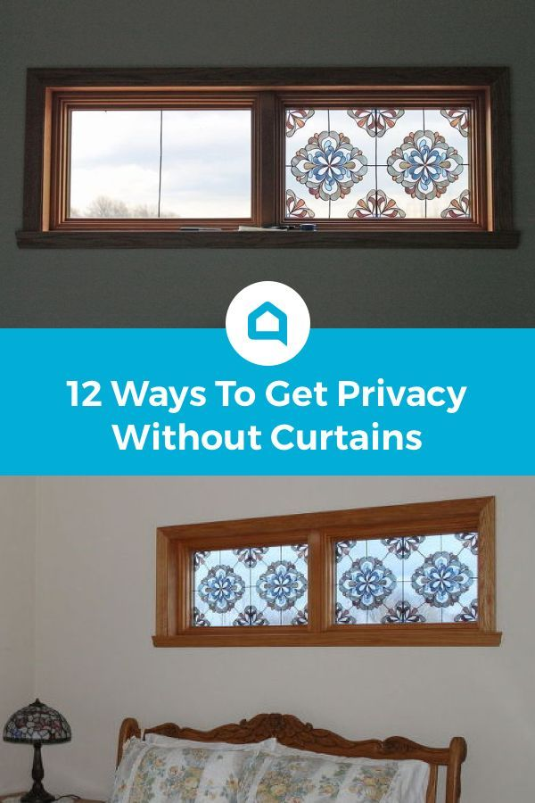 12 Genius Ways To Get Privacy Without Curtains In 2019