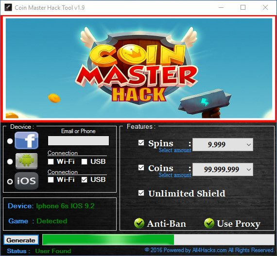 Coin Master Hack Cheats Free All4hacks 12 All4hackscom - server www gtools club robux