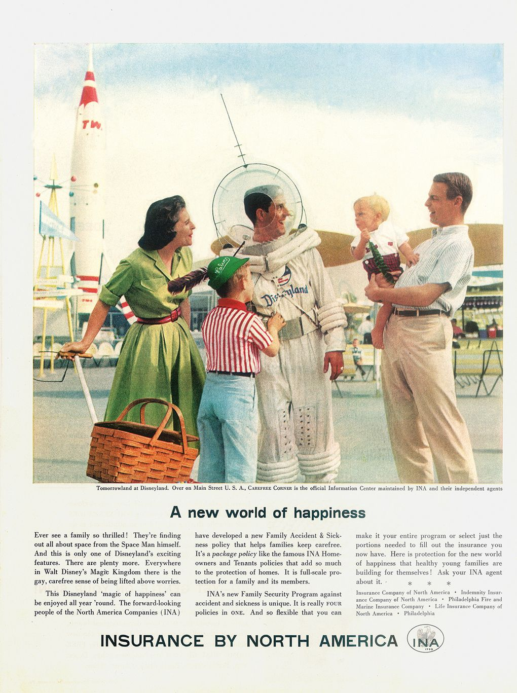 Mad men in space the ads that sold nasas golden age