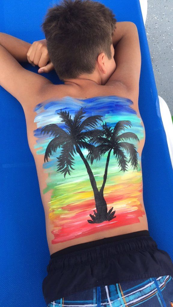 Pin By Daisy On Body Art Ideas Body Art Painting Body Painting Back Painting