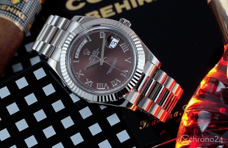 Heavy Metal Watches Platinum White Gold Palladium Luxury