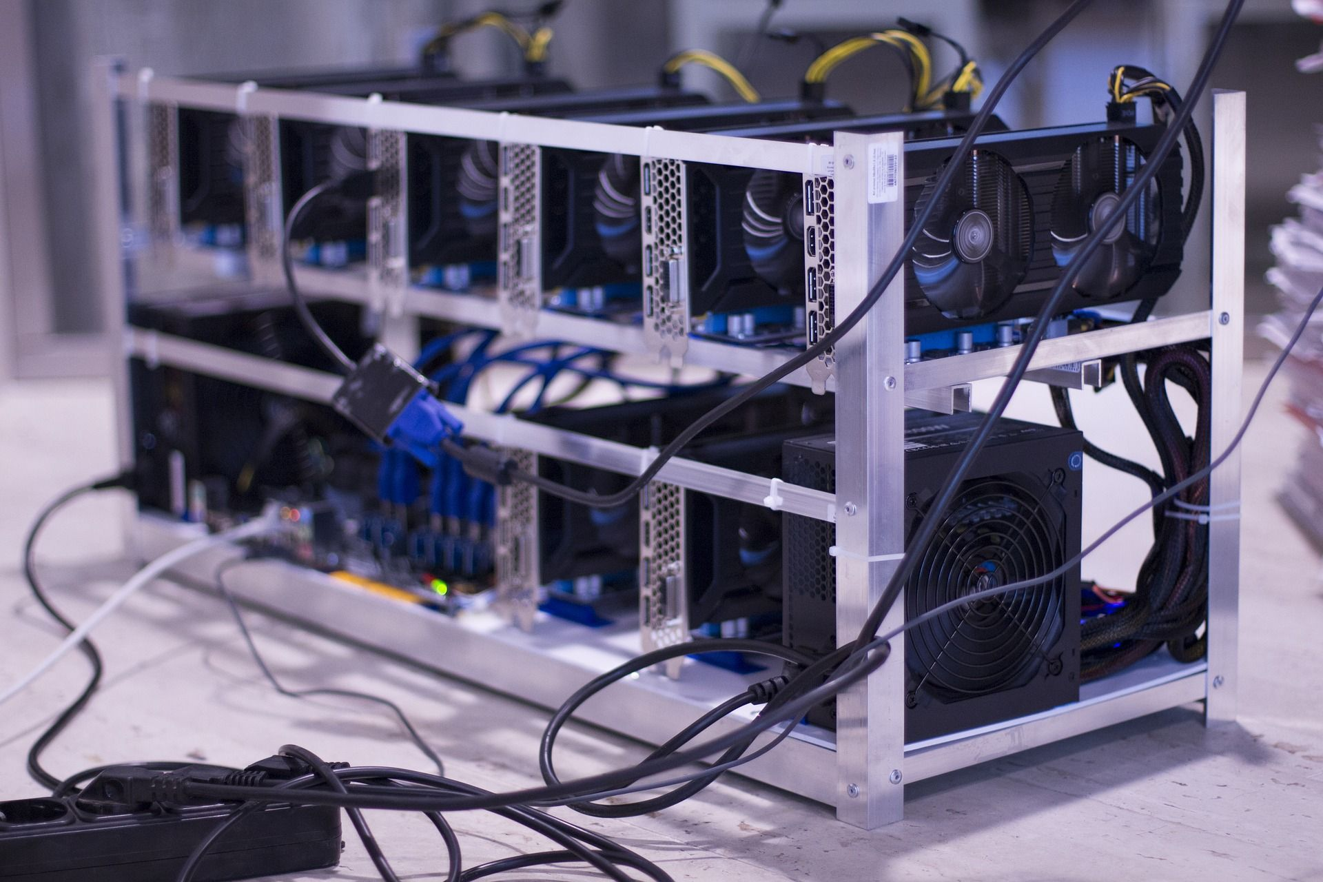 russian cryptocurrency miner