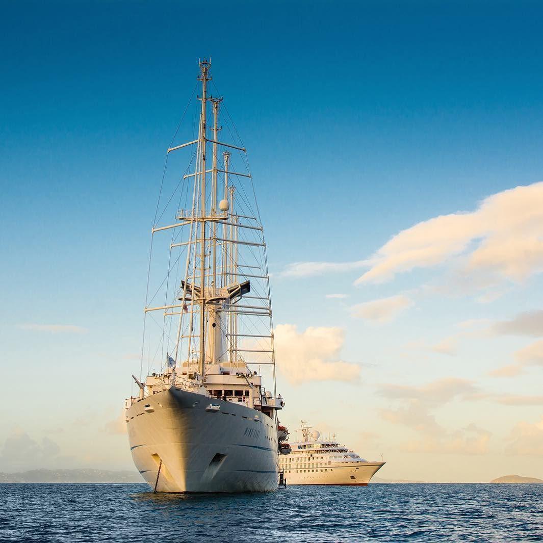 Croisiere Windstar Cruises Croisiere Bateau De Croisiere Yacht