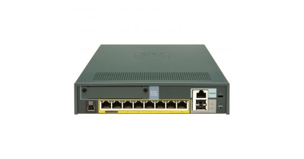 The Cisco ASA 5505 Adaptive Security Appliance is a next