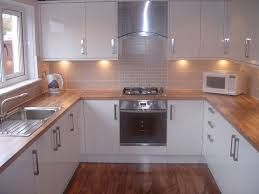 Image Result For White Kitchen What Worktop With An Oak Floor And