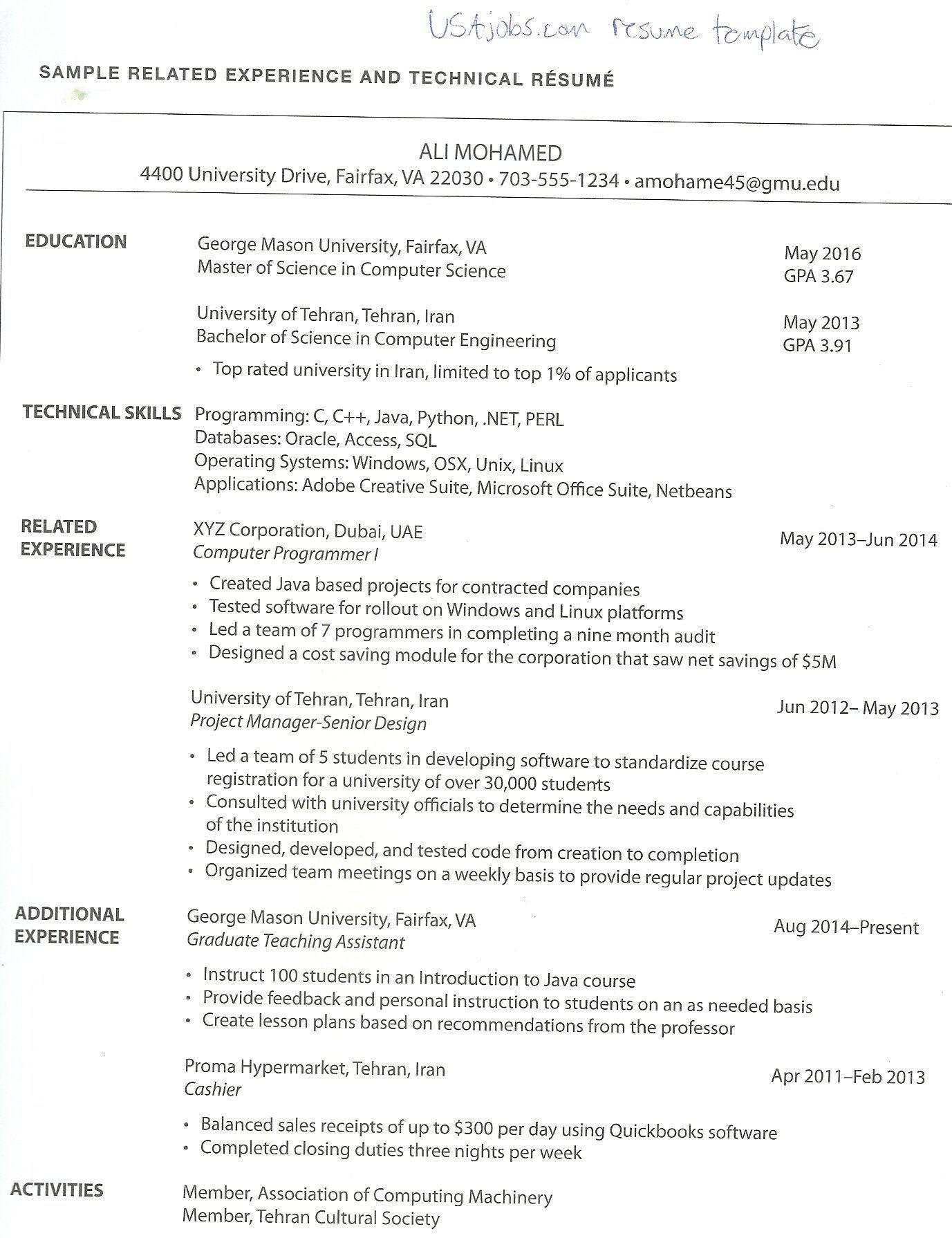 Libreoffice Resume Template Reddit Resume 2 Getjobb In 2020 Resume Template Resume Templates