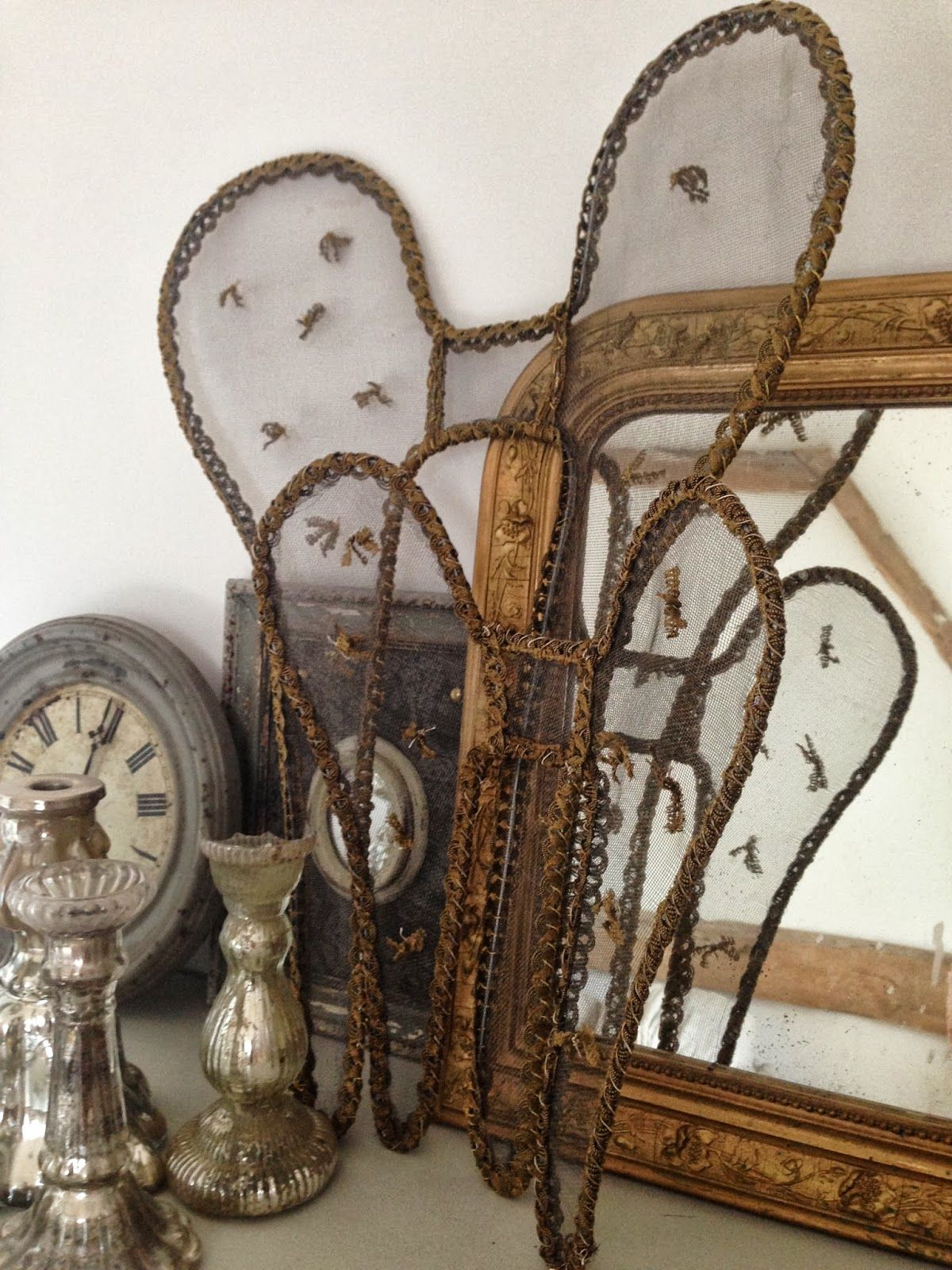 L\'Armoire de Camille ....♥ Angel Wings..... | the first Silver ...