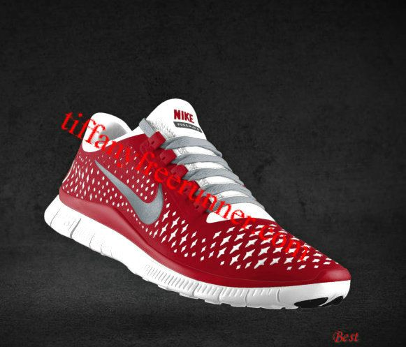 new style 673be e2ec8 Cheapest Mens Nike Free 3.0 V4 Gym Red Sail Reflect Silver Transparent Grey  Lace Shoes  Red  Womens  Sneakers