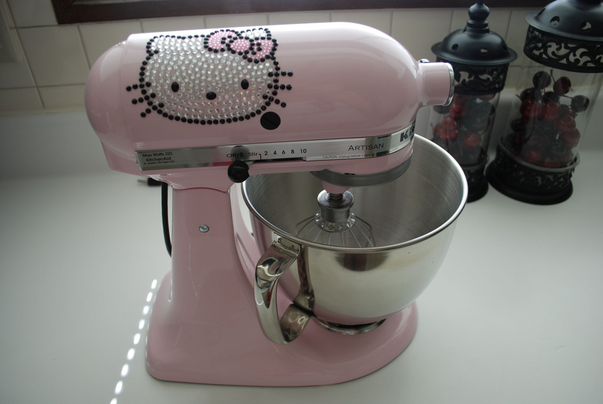 My Hello Kitty Kitchen Aid Hello Kitty Pinterest