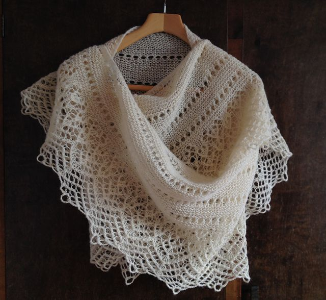 Ravelry: Olive Garden pattern by Tanya Gobruseva knitted by aff ...