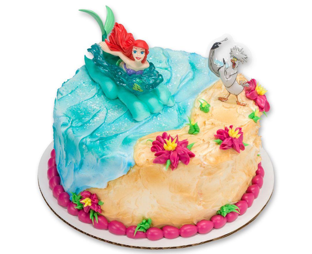 disney princess ariel scuttle decoset cake topper disney princess ariel and ariel. Black Bedroom Furniture Sets. Home Design Ideas