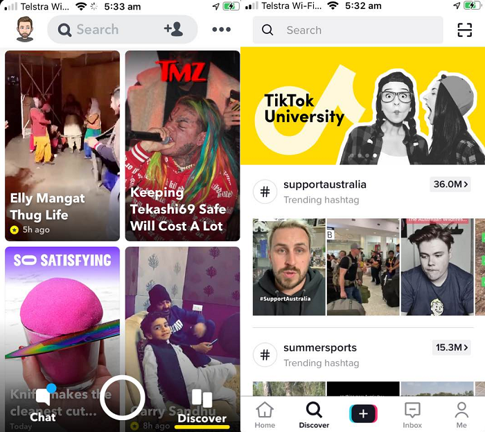 TikTok is Developing a Feed of Curated Content, Similar to ...