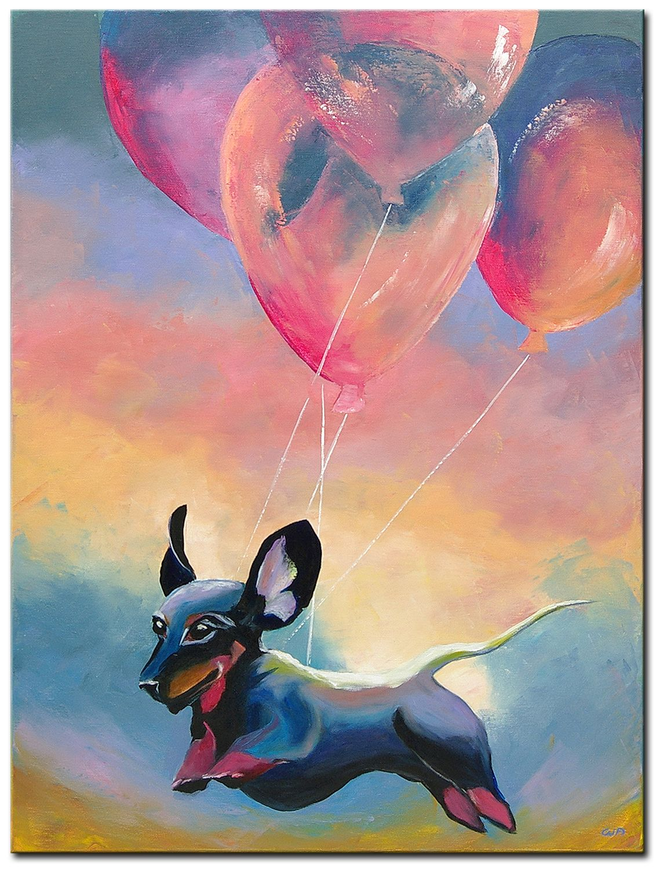 Novaarte Acrylbild Abstrakte Kunst Original Handgemalt Auf