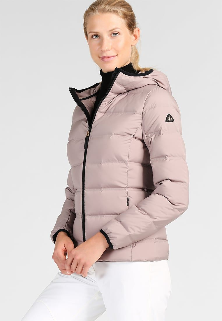 new products ad6bc 75ddb Bogner Fire + Ice JACKY-D - Dunjacka - taupe - Zalando.se ...