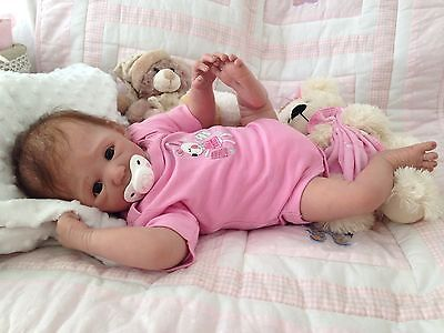 Tiny Feet Nursery Lifelike Reborn Baby Girl Newborn Baby Dolls Reborn Babies Reborn Baby Dolls