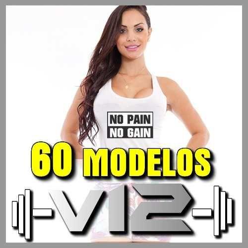 Camisa Camiseta Regata Feminina Academia Musculação Corrida  62786b82587