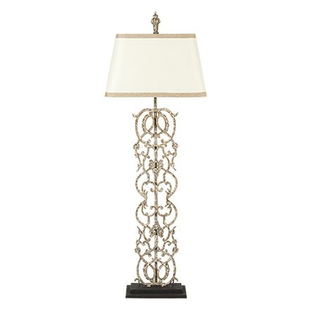 View the Fielding Floor Lamp from Arhaus. Glowing with ...