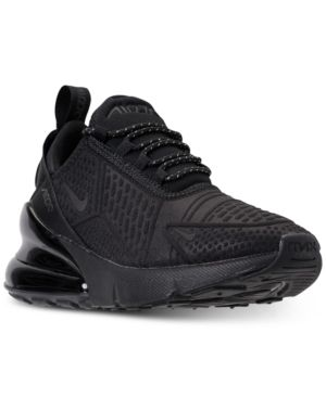cozy fresh e5d37 c0b58 Nike Boys' Air Max 270 Se Casual Sneakers from Finish Line ...