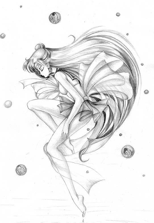 Sailor Pluto by SelenaAngel.deviantart.com on @deviantART | plut ...