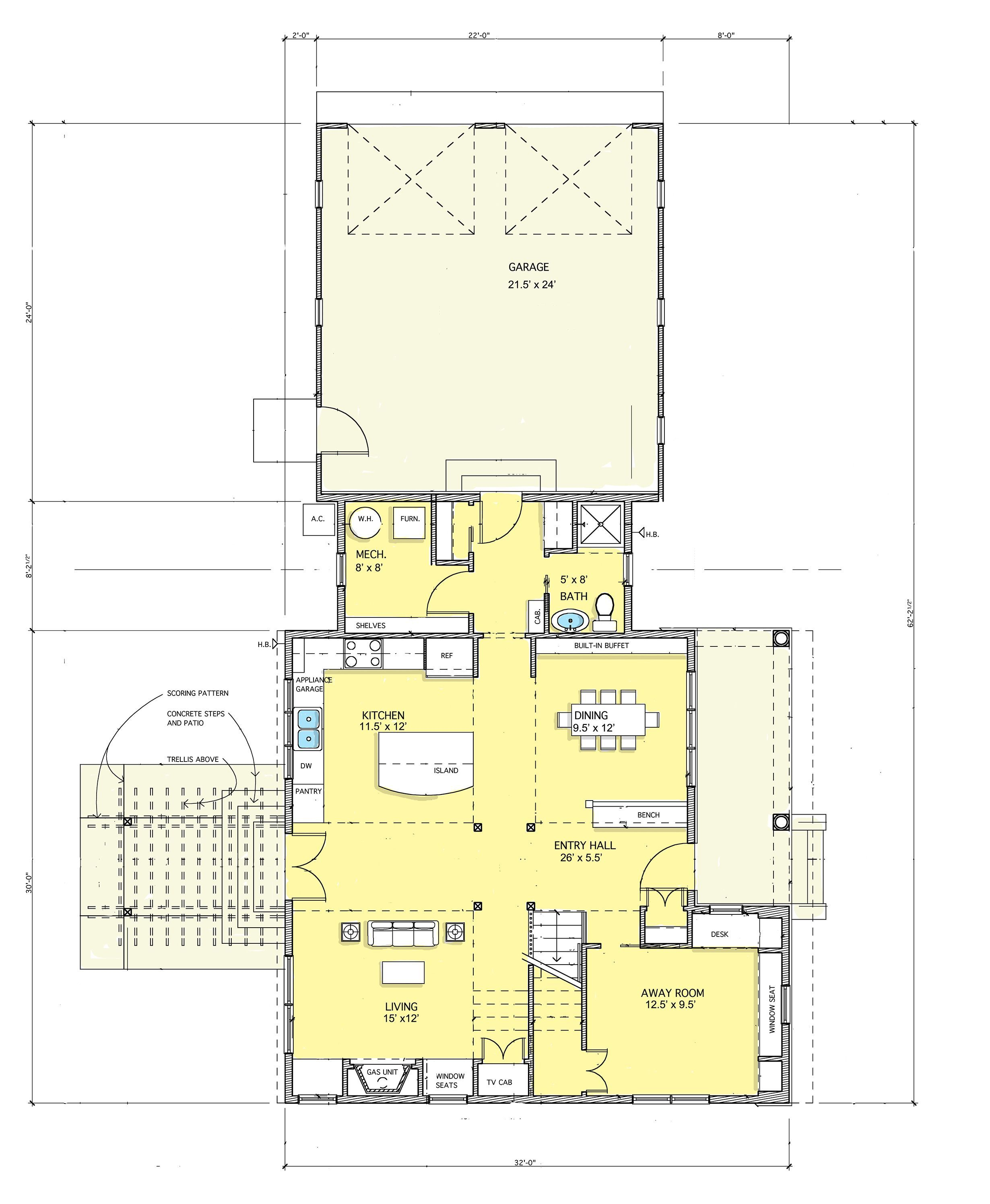 Dream House Plan By Sala Architects
