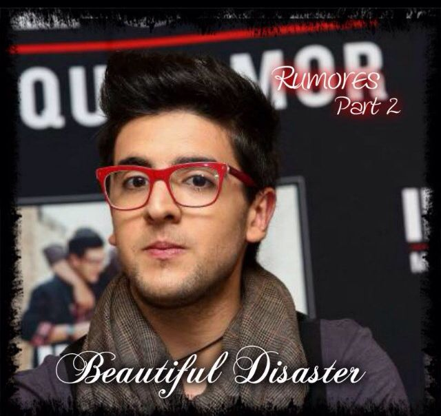 PIERO!!! Not sure about beautiful disaster..but pretty darn beautiful! ⭐️IL VOLO⭐️