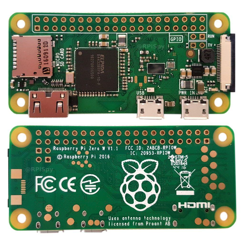 Raspberry Pi Zero Schematic Diagram New Fan Wiring