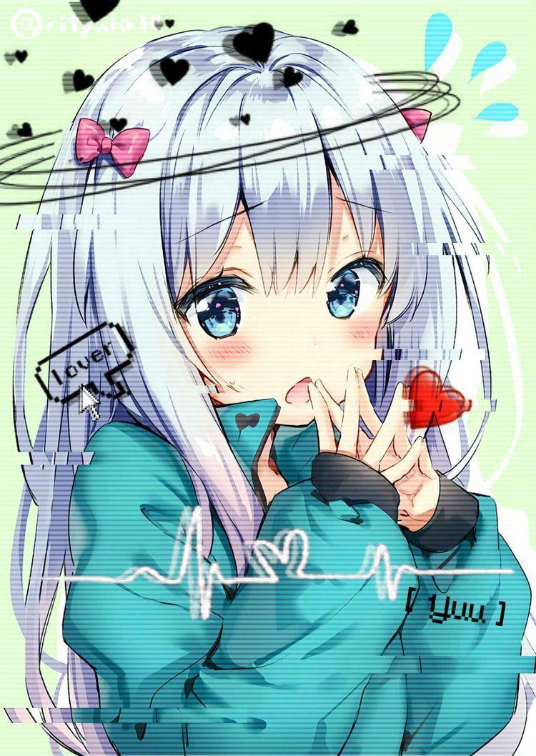 Pin de Mariela Bonilla em Anime kawaii Personagens de