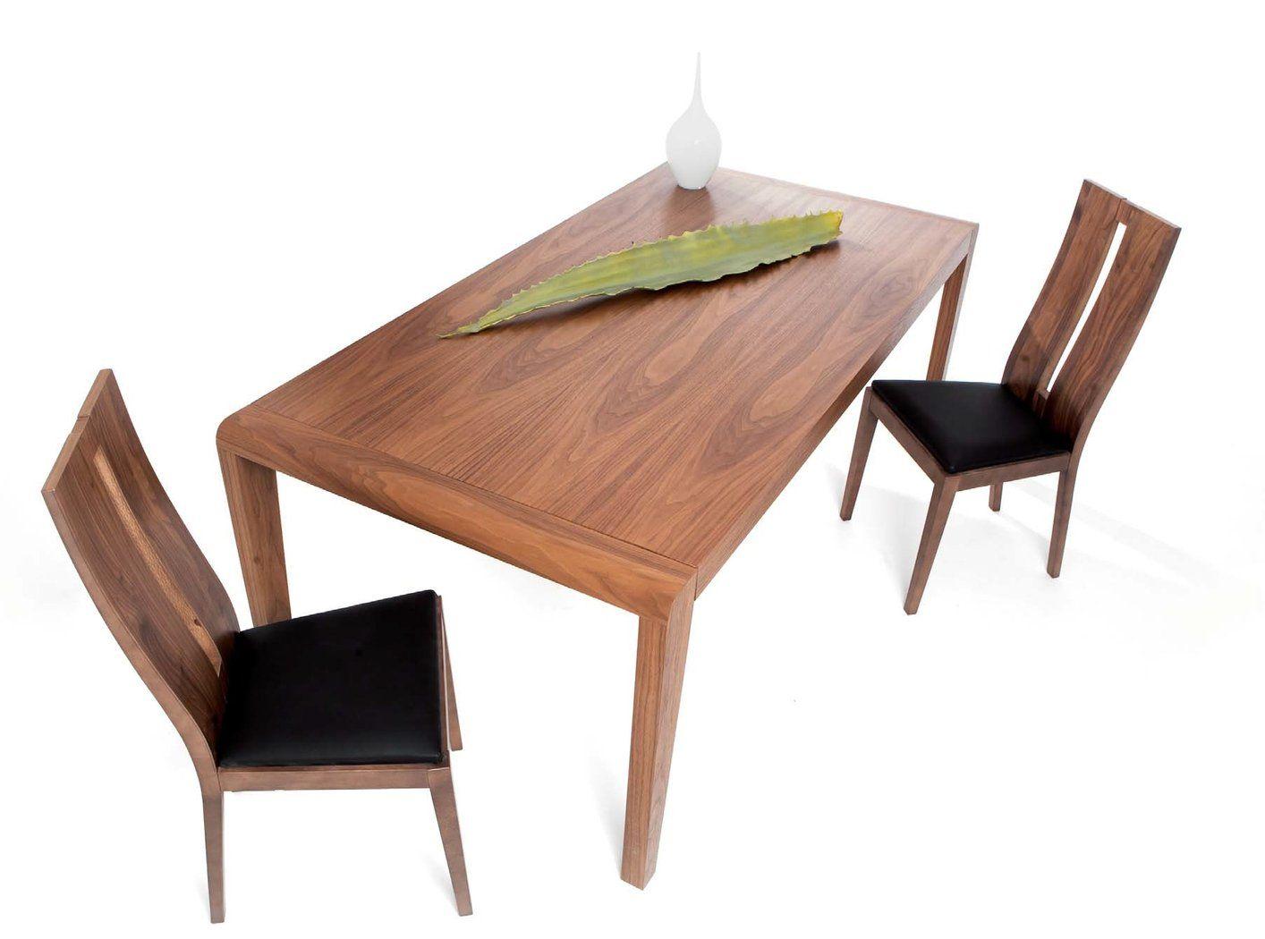 Mesa de comedor de dise o moderno yebra - Mesas diseno comedor ...