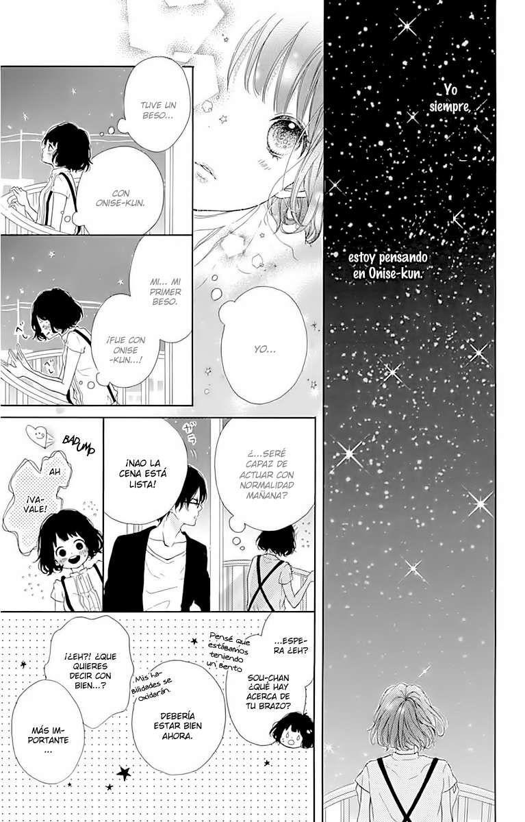 Honey (Meguro Amu) Capítulo 7 página 12 - Leer Manga en Español gratis en NineManga.com