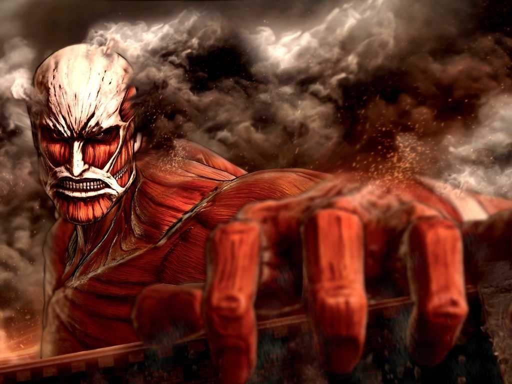 Attack On Titan Wallpaper In 2020 Attack On Titan Live Action Titans